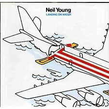 Landing On Water Neil Young Audio CD