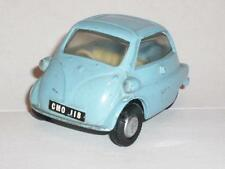 VINTAGE 118 SPOT ON TRIANG TRI ANG TOYS BMW ISETTA BUBBLE CAR MODEL 1/42 SCALE