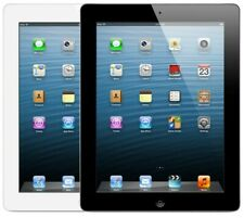 "Apple iPad 4 - 4th Generation 9.7"" with Retina Display 16GB, 32GB - Black WIFI"