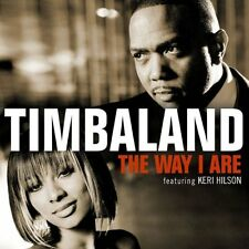 The Way I Are Timbaland Feat. Keri Hilson Audio CD