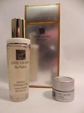 ESTEE LAUDER RE-NUTRIV Intensive Softening Lotion and Ultimate Lifting Creme NIB