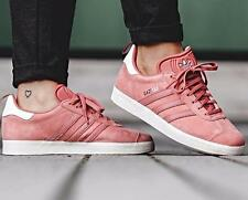 ADIDAS GAZELLE PINK TRAINERS SIZE 5 6 7 8 9 10 SUPERSTAR YEEZY ZX FLUX NMD BOOST