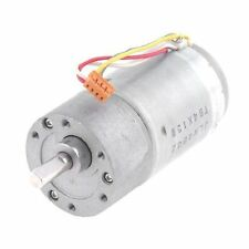 24V 1000RPM Permanent Magnetism High Torque DC Gearbox Geared Motor