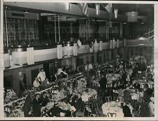 1938 Press Photo Douglas Corrigan At Dublin Society Event Hotel Astor NYC