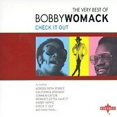 Bobby Womack Very Best Of Check It Out CD NEW SEALED 2004 Remastered Soul