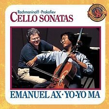 Cello Sonatas Yo-Yo Ma Audio CD