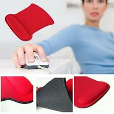 HOT Comfort Wrist Support Mat Mouse Mice Pad Computer PC Laptop Gel Rest New