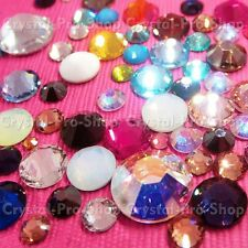 ss7 Genuine Swarovski ( NO Hotfix ) Crystal FLATBACK Rhinestones 7ss 2.2mm set9