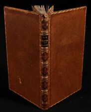 1821 LEIGH HUNT The Months LEATHER Fiction 1st
