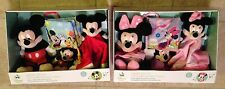 Disney Baby Mickey Mouse or Minnie Mouse Gift Sets Mint New in Box