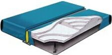 DUAL FIBER 80% - 99%  TETHERED LUMBAR SUPPORT WAVELESS WATERBED MATTRESS BUNDLES