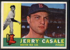 1960 Topps #38 Jerry Casale - EX-MT *001-518
