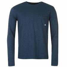 Quiksilver Mens Lundew Sweater Pullover Long Sleeve Crew Neck Top