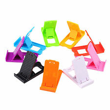 Multi Color Folding phone holder for Cell Phone iPhone Lazy Sleep Display Holder