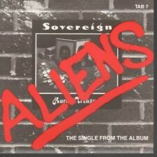 """SOVEREIGN (80'S GROUP) Aliens 7"""" B/w Time Out (tab7) Pic Sleeve UK Tabitha 1988"""