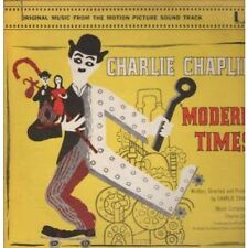 CHARLIE CHAPLIN (ACTOR) Modern Times LP 18 Track Stereo Deletion Cut In The Slee