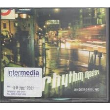 RHYTHM MASTERS Underground CD 1 Track Radio Edit Promo Cd Acetate With Info Stic