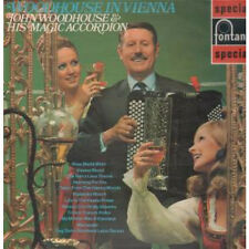 JOHN WOODHOUSE Woodhouse In Vienna LP 12 Track Stereo Small Bit Of Writing On Th