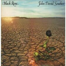 JOHN DAVID SOUTHER Black Rose LP 10 Track In Gatefold Sleeve Has Ringwear And Sc