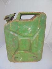 ORIGINAL 1943 DATED BRITISH MILITARY ISSUE JERRY CAN
