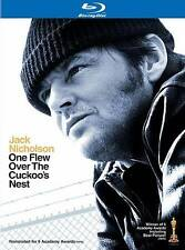 One Flew Over the Cuckoo's Nest (Blu-ray Disc, 2010, Ultimate Collector's...