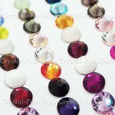 16ss Genuine Swarovski Hotfix Iron On Rhinestone nail Crystal 4mm ss16 setHB