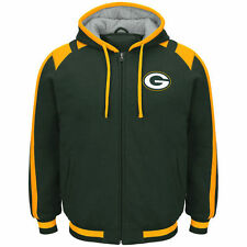 Green Bay Packers G-III Sports by Carl Banks Heritage Jacket - Green - NFL