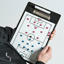PRECISION Soccer Coaches Double-Sided Clipboard [tactic]