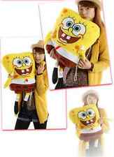 SpongeBob SquarePants Pillow Stuffed Doll Cute Gift Plush Toys Toy Pillow-Gift