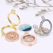 35MM Pendant Locket For DIY Jewellery Floating Charm MY Coin Mi Monade Necklace