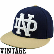 Mitchell & Ness Notre Dame Fighting Irish Fitted Hat - NCAA