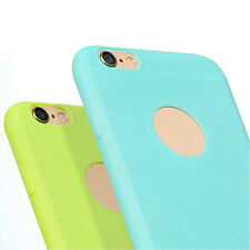 For iPhone5 5s SE Case Thin Matte Soft Rubber Shockproof Silicone TPU Cover Skin