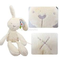 Cute Bunny Soft Plush Toys Rabbit Stuffed Animal Baby Kids Gift Animals Doll New
