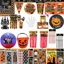 Halloween Party Table Ware and Party Decorations Fancy Dress Party Accessories