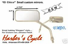 Honda VLX 600 VT750 VT1100 C/DC/C2 Shadow Spirit - CHROME CHOPPER/SMALL MIRRORS