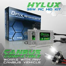 Hylux H7 35W AC Canbus HID Xenon Headlight Conversion Kit High Beam