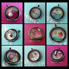 Origami Owl MLB Yankees Red Sox Dodgers Reds ANGELS Orioles Marlins Mets Twins
