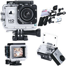 1080P MINI DV Helmet Cam Sport Recorder Waterproof Car Action Camera Camcorder