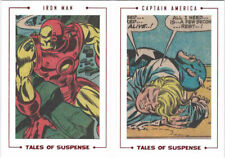 Marvel Avengers Silver Age Cut Archive Card TS96 Tales of Suspense 27/43