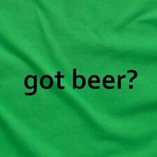 Got Beer? College Party Fun Drinking Game Funny Tee T-Shirt Green