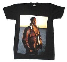 Kanye West Glow in the Dark Pic Name Back Black T Shirt New Official