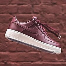 NIKE AIR FORCE 1 AF1 LOW MAROON MENS SIZE 7 8 9 10 11 12 13 JORDAN SF ACG