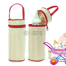 Multi-function Five-piece Mummy Bags Bottle Storage Baby Diaper Bags Urine Pad