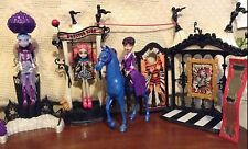 Huge Lot of 56 Mattel Monster High Dolls ~ 2 Playsets ~ Excellent Condition!
