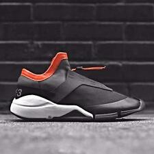 Adidas Y-3 Future Toggle Tie Low Black Orange  Sz 7 8 9 10 11 12 YOHJI YAMAMOTO