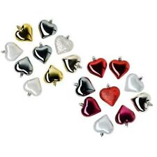 IKEA Christmas decoration Hearts to hang up 9 Pieces Christmas tree ornament