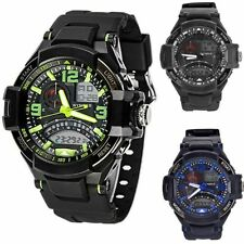 Waterproof Multi-function Men's Military Sport Watch LED Digital Wrist Watches