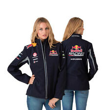 RED BULL RACING AUSTRALIA LADIES TEAM SOFTSHELL JACKET SIZES 8 10 12 16 18