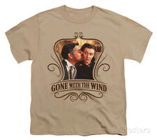 Youth: Gone With The Wind - Kissed Apparel Kids T-Shirt - Sand