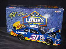 MIKE SKINNER #31 LOWES 1999 MONTE CARLO ACTION RACING COLLECTABLES NIP NR